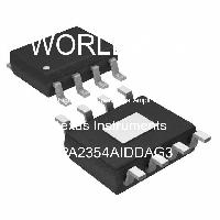 OPA2354AIDDAG3 - Texas Instruments - High Speed Operational Amplifiers