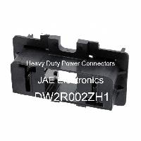 DW2R002ZH1 - JAE Electronics - Heavy Duty Power Connectors
