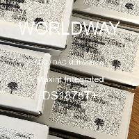 DS1875T+ - Maxim Integrated - ADC / DACマルチチャンネル