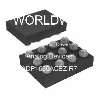 ADP1660ACBZ-R7 - Analog Devices Inc - LED-Beleuchtungstreiber