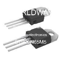 STP20N65M5 - STMicroelectronics
