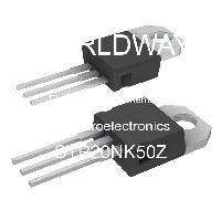 STP20NK50Z - STMicroelectronics