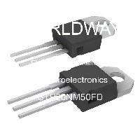 STP20NM50FD - STMicroelectronics