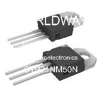 STP21NM50N - STMicroelectronics