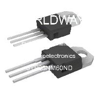 STP25NM60ND - STMicroelectronics