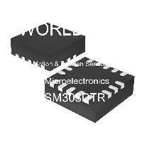 LSM303DTR - STMicroelectronics - モーションセンサーおよび位置センサー