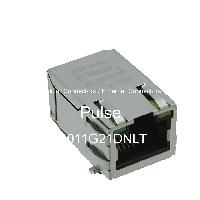 J3011G21DNLT - Pulse Electronics Corporation - Conectores modulares / Conectores Ethernet