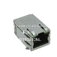 J3011G21DNL - Pulse Electronics Corporation - Conectores modulares / Conectores Ethernet