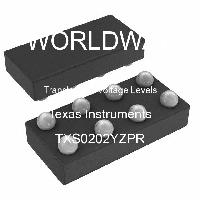 TXS0202YZPR - Texas Instruments - Translation - Voltage Levels