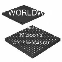 AT91SAM9G45-CU - Microchip Technology Inc