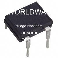 BRIDGE RECTIFIER 800V, 5 X FAIRCHILD SEMICONDUCTOR DF08M 1.5A