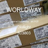 803803 - Dialight - Thermal Substrates - MCPCB