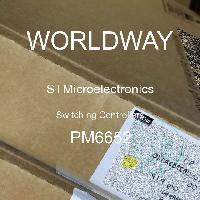 PM6652 - STMicroelectronics - 스위칭 컨트롤러