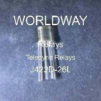 J422D-26L - Teledyne Relays - Relays
