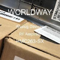 HMC263-SX - Analog Devices Inc - 射频放大器