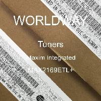 MAX2169ETL+ - Maxim Integrated - 튜너