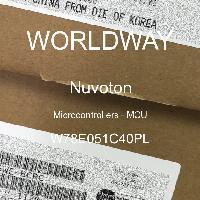 W78E051C40PL - Nuvoton Technology Corp - Microcontrollers - MCU