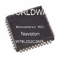 W78L052C24PL - Nuvoton Technology Corp - 마이크로 컨트롤러-MCU