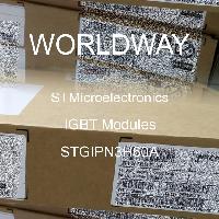 STGIPN3H60A - STMicroelectronics - IGBTモジュール