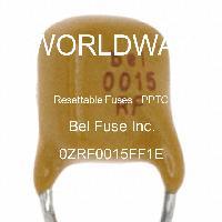 0ZRF0015FF1E - Bel Fuse - Fusibili ripristinabili - PPTC