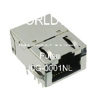 J0G-0001NL - Pulse Electronics Corporation - Conectores modulares / Conectores Ethernet