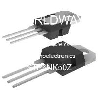 STP6NK50Z - STMicroelectronics