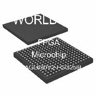 M1AGL600V2-FGG256I - Microsemi Corporation