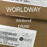 W971GG6KB25I - Winbond Electronics Corp - DRAM