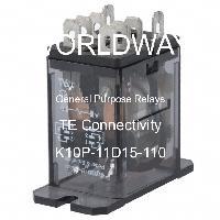 K10P-11D15-110 - TE Connectivity - General Purpose Relays