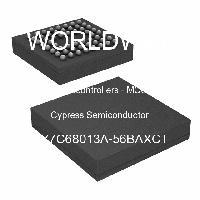 CY7C68013A-56BAXCT - Cypress Semiconductor - Microcontrollers - MCU