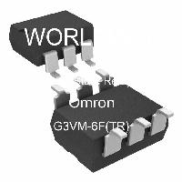 G3VM-6F(TR) - OMRON Electronic Components LLC - Solid State Relays