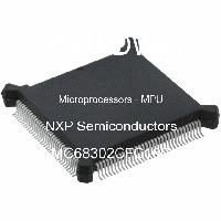 MC68302CFC16C - NXP Semiconductors - Microprocessors - MPU