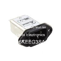 06KEEG3SA - Delta Electronics - Modules d'entrée d'alimentation CA