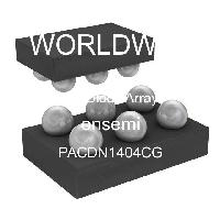 PACDN1404CG - ON Semiconductor - TVS Diode Arrays