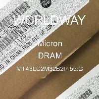 MT48LC2M32B2P-55:G - Micron Technology Inc - DRAM