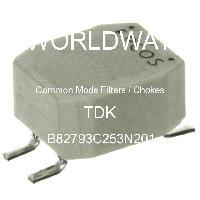 B82793C253N201 - TDK - Filter Mode Umum / Tersedak