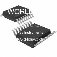 OPA4340EA/2K5 - Texas Instruments