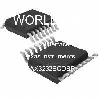 MAX3232ECDBR - Texas Instruments