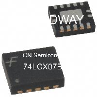 74LCX07BQX - ON Semiconductor