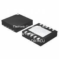 LM2750LDX-ADJ - Texas Instruments - Electronic Components ICs