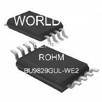 BU9829GUL-WE2 - ROHM Semiconductor - EEPROM