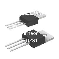 BUZ31 - Infineon Technologies AG - Electronic Components ICs