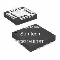 SC624AULTRT - Semtech Corporation - Pilotes d'éclairage LED