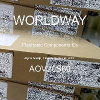 AOV20S60 - Alpha & Omega Semiconductor Inc. - 전자 부품 IC