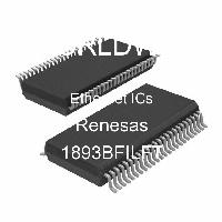 1893BFILFT - Renesas Electronics Corporation - Ethernet ICs