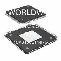 10M04SCE144I7G - Altera Corporation - FPGA-フィールドプログラマブルゲートアレイ