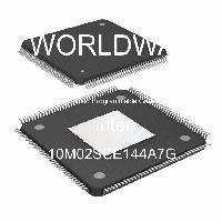 10M02SCE144A7G - Intel Corporation - FPGA-フィールドプログラマブルゲートアレイ