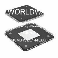 10M04SCE144C8G - Altera Corporation - FPGA-フィールドプログラマブルゲートアレイ