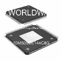 10M50SCE144C8G - Intel Corporation - FPGA-フィールドプログラマブルゲートアレイ