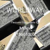0190010001 - Molex - 전자 부품 IC